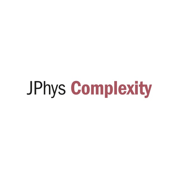 JPhys Complexity