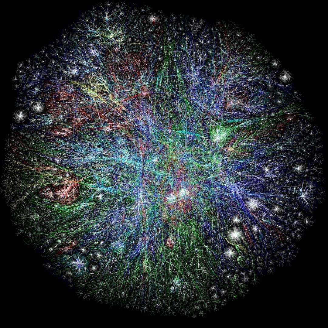 The statistical physics of real-world networks