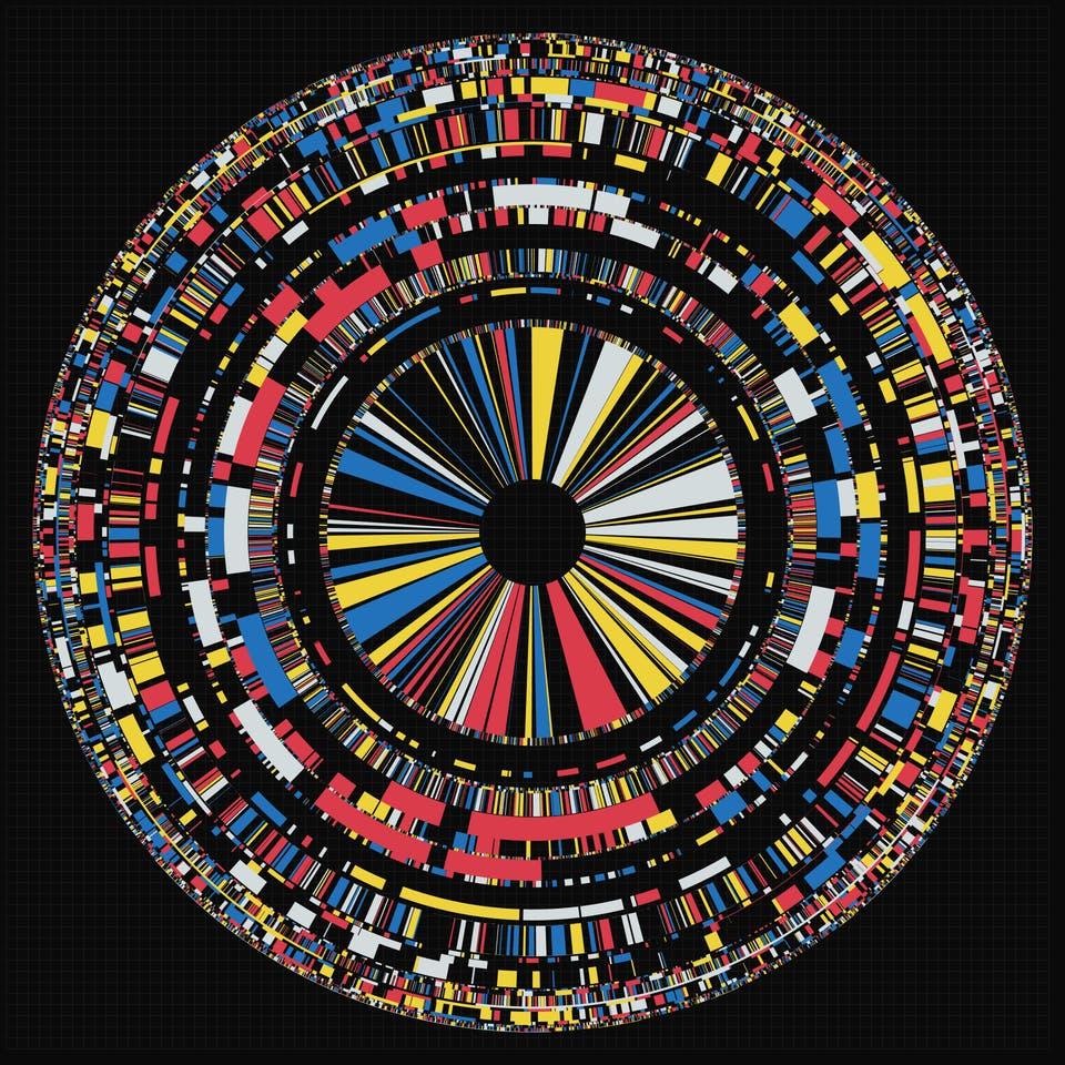 Building blocks of economic complexity