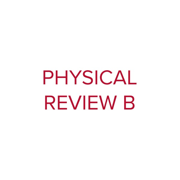 Physical Review B