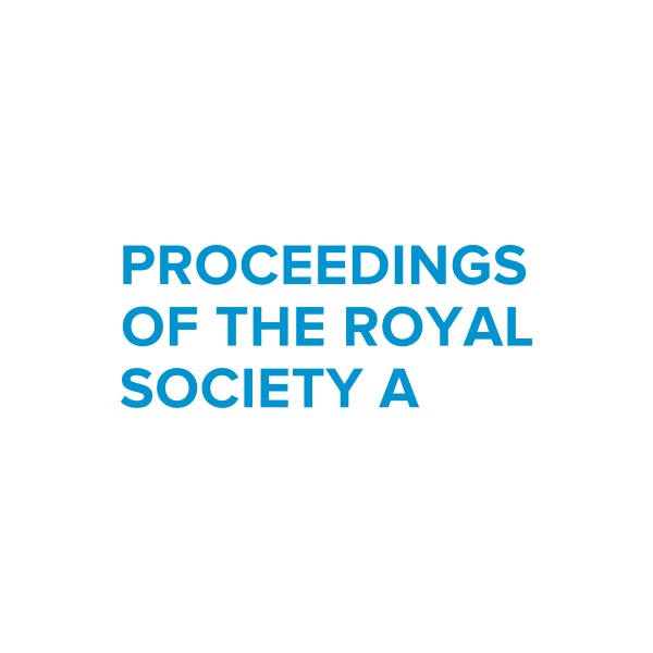Proceedings of the Royal Society A